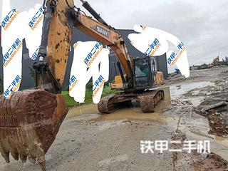 三一重工SY235C挖掘機實拍圖片