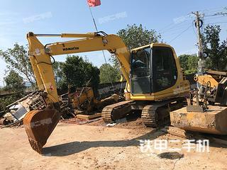 小松PC70-7C挖掘机实拍图片