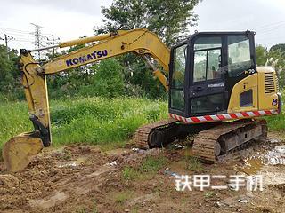 小松PC60-8挖掘機實拍圖片