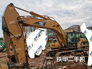 卡特彼勒330C挖掘機實拍圖片