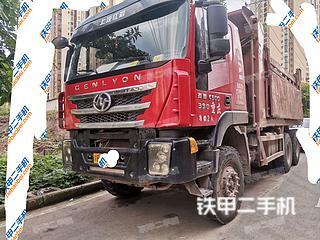 二手红岩 6X4 工程自卸车转让出售
