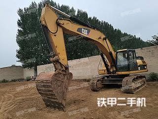 天津-天津市二手卡特彼勒336D液压挖掘机实拍照片