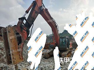 日立ZX360H-3G挖掘機實拍圖片