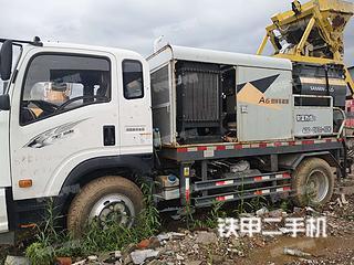 三耳重工JBC50-15-55S車載泵實拍圖片