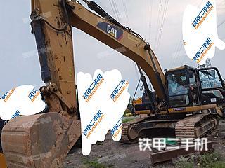 卡特彼勒330D2L液壓挖掘機實拍圖片