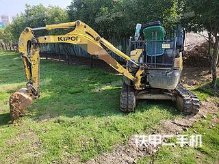 开普KDG18挖掘机实拍图片