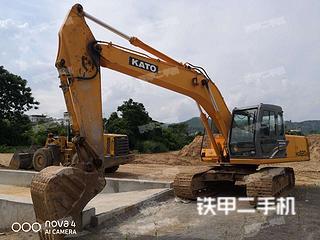 二手加藤 HD820R 挖掘机转让出售