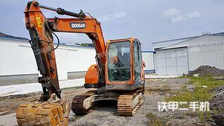 二手斗山 DX75-9C 挖掘机转让出售