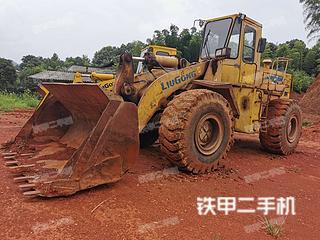 湖南-长沙市二手柳工ZL50C基本型装载机实拍照片
