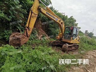 武漢小松PC130-8M0挖掘機實拍圖片