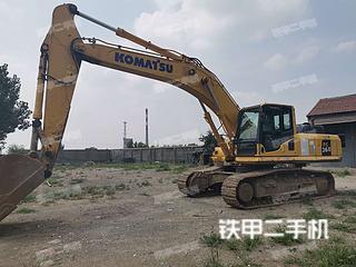小松PC360-8M0挖掘机实拍图片