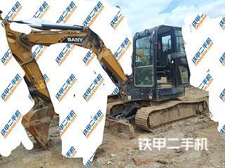 二手三一重工 SY55U 挖掘机转让出售