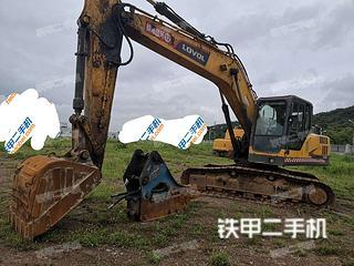 安徽-六安市二手雷沃重工FR200E挖掘机实拍照片