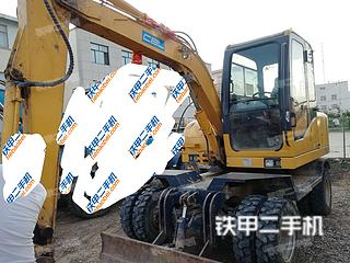 二手愚公机械 WYL75×4-8 挖掘机转让出售