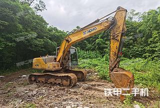重庆-重庆市二手徐工XE150D挖掘机实拍照片