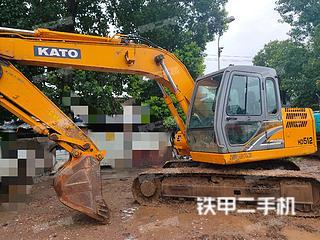 二手加藤 HD512-R5 挖掘机转让出售