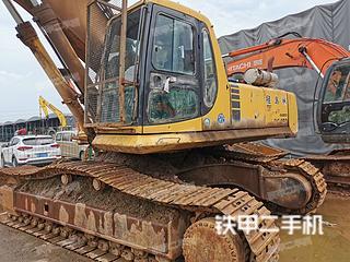 小松PC450-6挖掘機實拍圖片