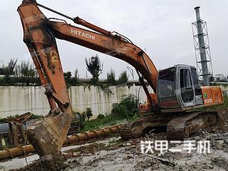 日立EX200-5挖掘機實拍圖片