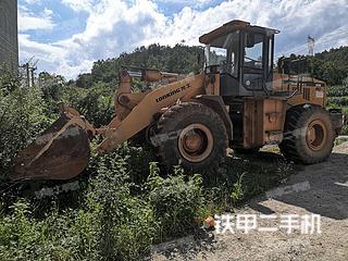 贵州-黔南布依族苗族自治州二手龙工LG855B装载机实拍照片