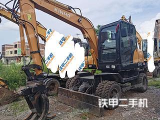 二手鑫豪 XH906L 挖掘机转让出售