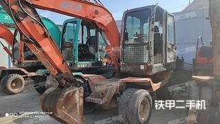 二手新源 XY65W-7 挖掘机转让出售