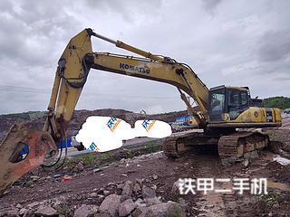 小松PC450LC-7挖掘機實拍圖片