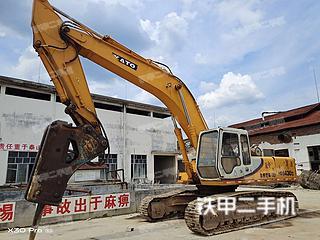 日立EX330挖掘機實拍圖片
