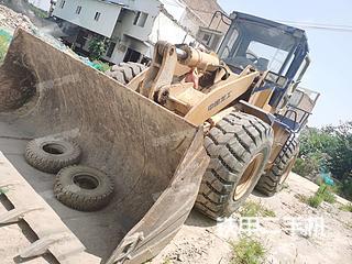 陕西-咸阳市二手龙工LG855装载机实拍照片