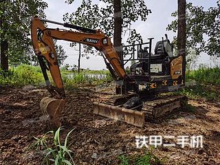 二手三一重工 SY16C 挖掘机转让出售