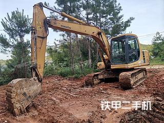小松PC120-6E0挖掘機實拍圖片