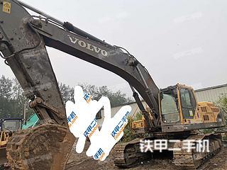 沃尔沃EC460BLC挖掘机实拍图片