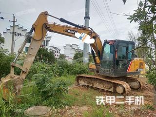 三一重工SY115C挖掘機實拍圖片
