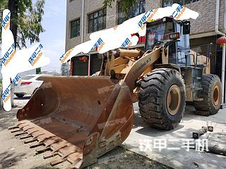 陕西-汉中市二手龙工ZL50NC装载机实拍照片