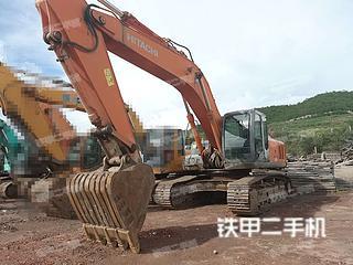 日立ZX330挖掘機實拍圖片