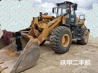 贵州-贵阳市二手龙工LG855N装载机实拍照片