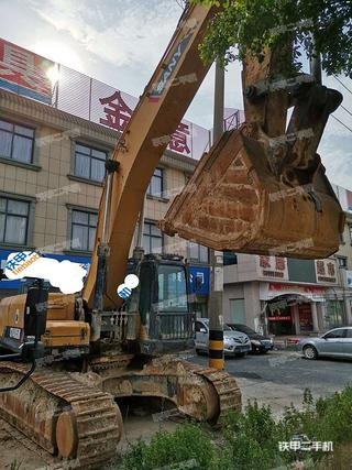 福建-福州市二手三一重工SY485H挖掘机实拍照片