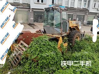 安徽-池州市二手徐工YZ18J压路机实拍照片