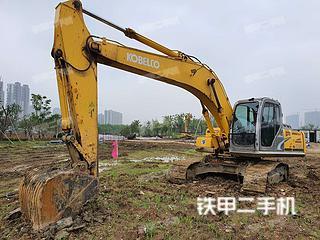神鋼SK260LC-8挖掘機實拍圖片