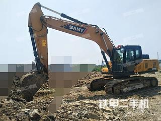 成都三一重工SY205C挖掘机实拍图片