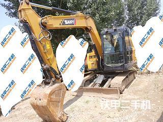 三一重工SY65C挖掘機實拍圖片
