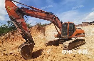 二手斗山 DH258LC-7 挖掘机转让出售