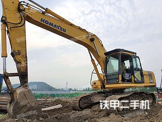 小松PC230挖掘机实拍图片