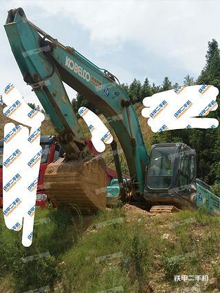 二手神钢 SK350LC-8 挖掘机转让出售