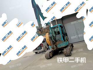 久保田KX155-3S挖掘機實拍圖片