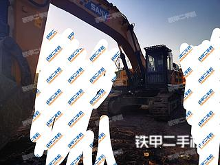 三一重工SY485H挖掘機實拍圖片