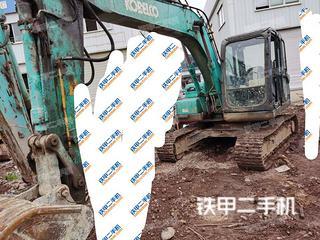 神鋼SK130-8挖掘機實拍圖片