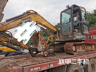 二手三一重工 SY50U 挖掘机转让出售