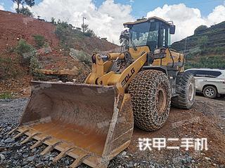 云南-红河哈尼族彝族自治州二手山东临工LG953装载机实拍照片