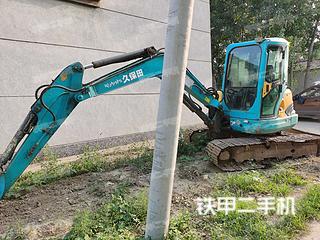 久保田KX161-3S挖掘機實拍圖片