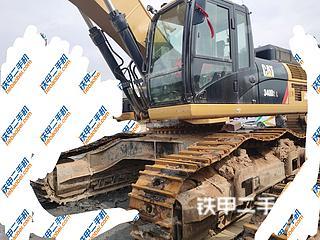 山西-忻州市二手卡特彼勒340D2L挖掘机实拍照片